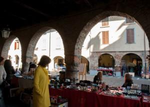 Mercato dell'antiquariato e del collezionismo @ Centro storico | Martinengo | Lombardia | Italia