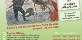 L'Italia va in guerra 24 maggio – 2 giugno 2014