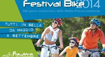Rinviata a domenica 6 luglio la 5° tappa del festival Bike