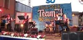 I Team 74 festeggiano 50 anni di storia musicale