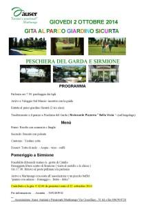 Gita al parco sigurtà @ Parco Sigurtà & Sirmione   Valeggio Sul Mincio   Veneto   Italia