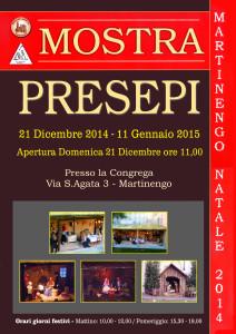 Mostra concorso presepi @ Chiesetta della Congrega, Martinengo