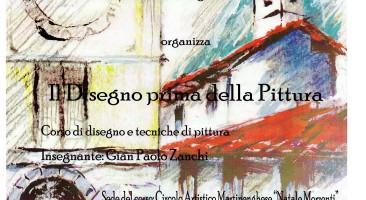 """Corso """"Il disegno prima della pittura"""""""