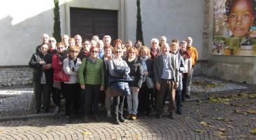 Visitatori da Pradalunga a Martinengo