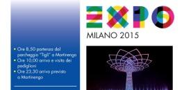 Avis, gita a Expo 2015