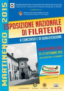 Esposizione nazionale di Filatelia  @ Sala espositiva Filandone di Martinengo | Martinengo | Lombardia | Italia