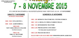 12° Giornata Agricola Martinenghese