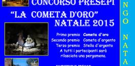 """58° Mostra concorso """"La cometa d'oro"""""""