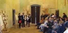"""Inaugurazione della mostra """"I colori della creazione"""""""