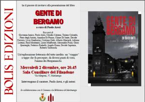 """Presentazione del libro """"Gente di Bergamo"""" @ sala consiliare del Filandone   Martinengo   Lombardia   Italia"""