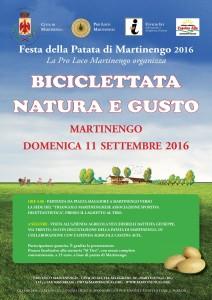 Biciclettata Natura e Gusto @ Martinengo