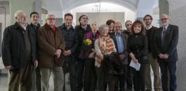 """Inaugurazione della mostra """"Arte in Bergamo"""" al Filandone"""
