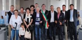 Inaugurazione mostra Tito Poloni
