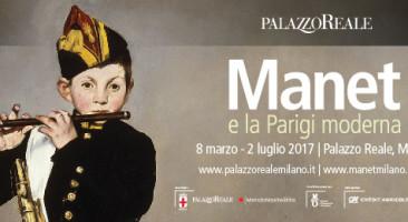 """""""Manet e la Parigi moderna"""""""