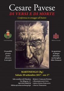 Conferenza dedicata a Cesare Pavese @ Filandone | Martinengo | Lombardia | Italia