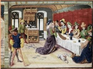 A cena con i capitani del Colleoni @ Ex Monastero di Santa Chiara, Martinengo   Martinengo   Lombardia   Italia