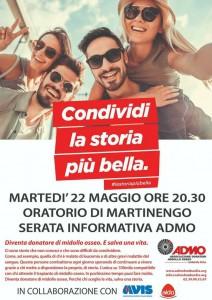 Serata Admo  @ Oratorio di Martinengo | Martinengo | Lombardia | Italia