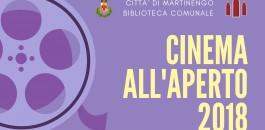 Cinema all'aperto 2018 al Filandone