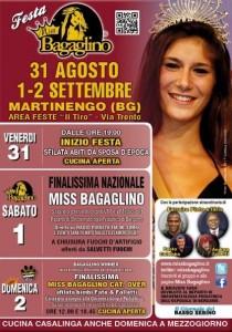 Miss Bagaglino @ Il Tiro, Martinengo