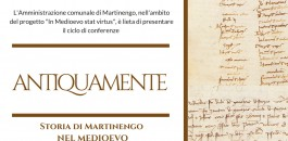 """""""ANTIQUAMENTE"""", Storia di Martinengo nel Medioevo"""
