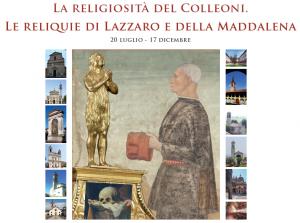"""Presentazione libro """"Bartolomeo Colleoni e le reliquie della Maddalena e di Lazzaro da Senigallia a Covo e Romano"""" @ Bergamo Città Alta, Sala Curò"""