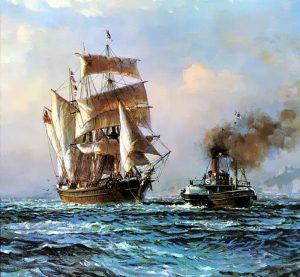 Sapore... di mare - Visita al Museo Navale e Cena a Caravaggio @ Museo Navale, Caravaggio