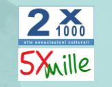 2X1000 e 5X1000                   alla Pro Loco Martinengo