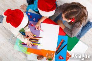 """Laboratorio per bambini """"Gli aiutanti di Babbo Natale"""" @ Biblioteca di Martinengo"""